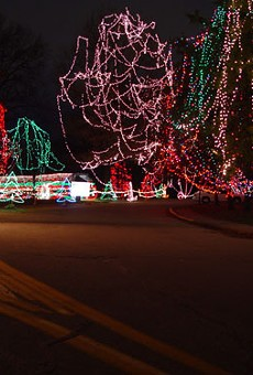 Holiday Lights, the Easy Way
