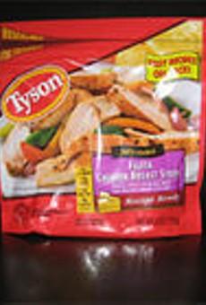 Tyson Fully Cooked Fajita Chicken Breast Strip