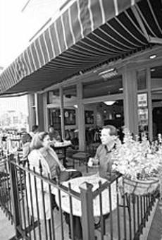 Perfect harmony: The marriage of Figaro with downtown Clayton is a chic success