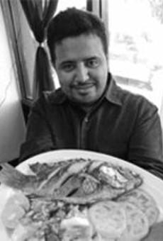 Hot table: Dennis Machado brings irresistible      Honduran cuisine to Cherokee.
