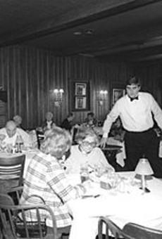 Busch's Grove: The food's better next door.