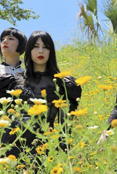 Dum Dum Girls: Coming out ahead in the dark-pop game.