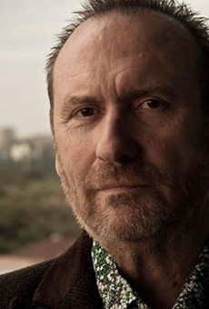 Colin Hay hasn't lost a step since his Men at Work Days.