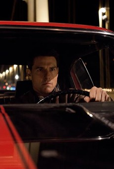 Tom Cruise Scores as the Strapping Jack Reacher