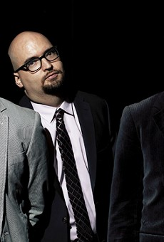 The Bad Plus: Punk princes of jazz.