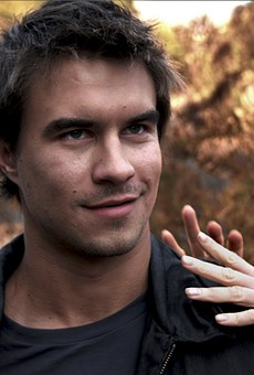 Rob Mayes in John Dies at the End.