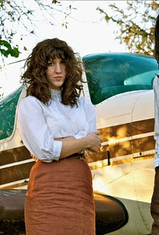 Widowspeak lives life in the past.