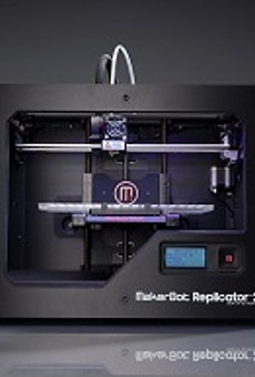 MakerBot's Mark