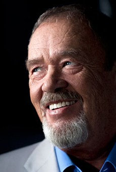 """David Clayton-Thomas: """"Rhythm & blues was a part of my music from the earliest years."""""""