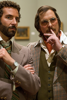 American Hustle Is a Con to Fall For
