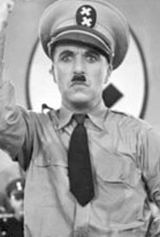 From Little Tramp to Great Dictator