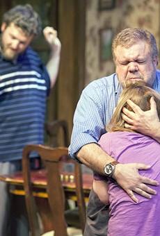 Falling follows a family down into despair.