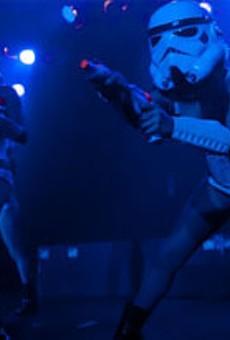 Blackhearts and Blue Dancing