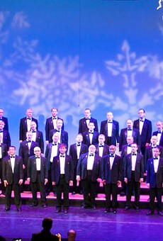 Gateway Men's Chorus: The Season in the City