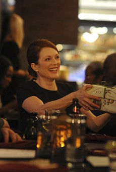 The Spark That's Left: Julianne Moore will move you in Alzheimer's drama Still Alice