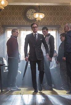 We're All Bond Villains: Crazy-pants spy parody Kingsman smartly exposes us as the bad guys