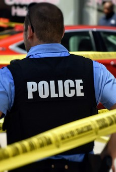 St. Louis police investigated one of their own for an alleged 'rough ride.'
