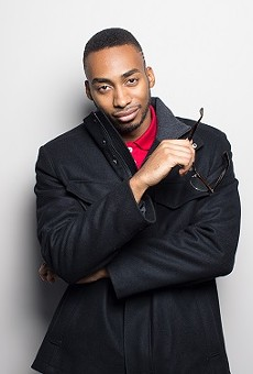 Prince Ea, a.k.a. Richard Williams, is a rapper, activist, spoken word poet and lifelong St. Louisan with more than 160,000 subscribers to his YouTube channel, thamagicsho2003, and nearly 1 million followers on Facebook.