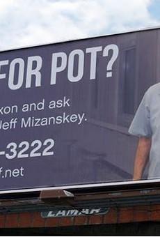 Jeff Mizanskey has been in prison for nearly 21 years.