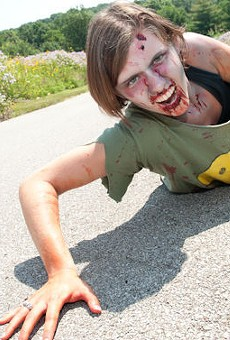 Missouri's Department of Conservation wants to prepare you for the zombie invasion.
