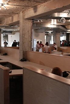 New Coworking Space Opens Downtown
