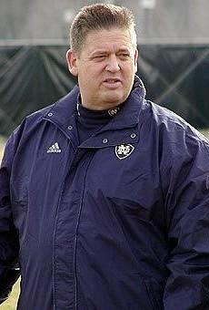 Notre Dame head coach Charlie Weis could be out at the end of the season. But who should replace him?