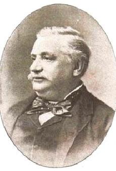 Chef Charles Ranhofer knew his way around a pig's bowel.