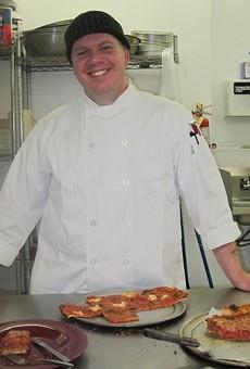 Jon Feraro, Owner of Feraro's Jersey Style Pizza