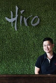 Bernie Lee, owner of Hiro Asian Kitchen. | Jennifer Silverberg