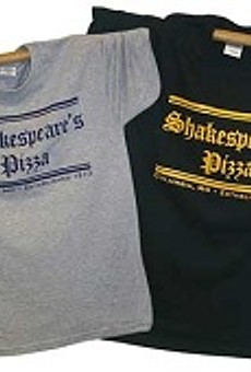 Shakespeare's Pizza Expands Again; Sadly No St. Louis Location Imminent