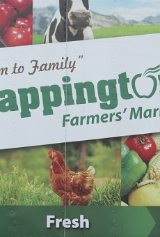 Sappington Farmers Market began the Mobile Market service to Metro transit stops in mid-March of this year.
