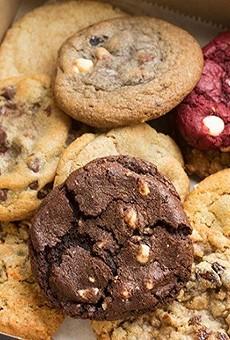 Cookies .... yum.