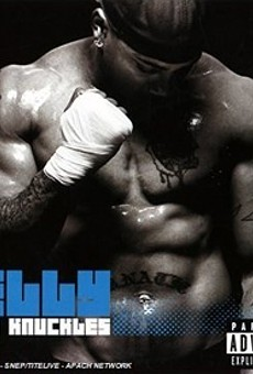 Nelly, ripped (and NOT vegan)