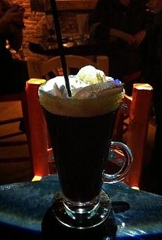 "The ""Cucuy's Coffee"" at Diablito's"