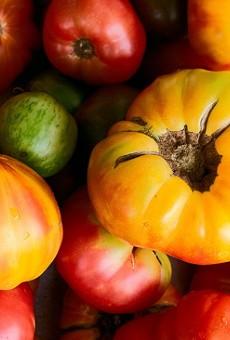 "You say ""tomato,"" we say, ""heirloom tomatoes."""