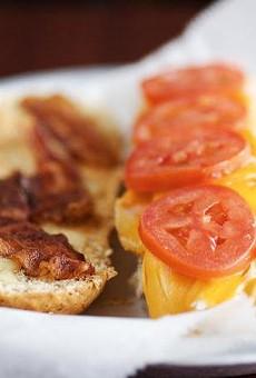 "The ""Tamm Avenue Turkey"" sandwich at Nora's"