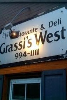 Stuck to My Ribs: An Italian Feast at Grassi's West