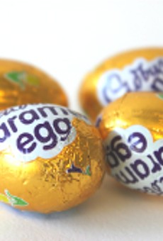 Best and Worst Easter Candy Countdown: Cadbury Caramel-Filled Eggs, Best