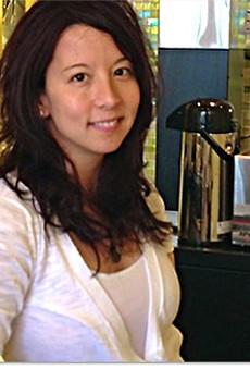 Natasha Kwan, owner of Frida's Deli in University City.