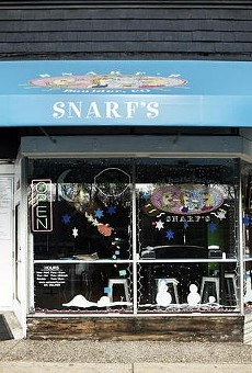 St. Louis will soon be home to multiple Snarf's (or is that Snarves?).
