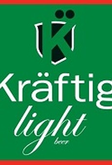 Kräftig Light Wins Gold Medal (and RFT's Blind Taste Test)