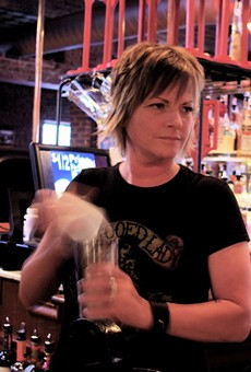 Kelly Washam of Novak's Bar & Grill in the Grove: Featured Bartender of the Week
