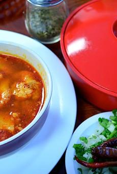 Soup Countdown #2: Menudo at Taqueria Durango