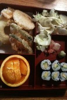 # 67: Bento Box at Blue Ocean Sushi