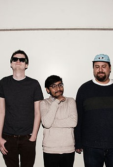 """Foxing's Debut LP, The Albatross, Tackles the Darkness: """"It's Sacrificing to Your Own Well-Being"""""""