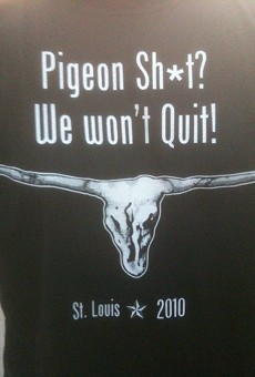 Photos: Kings of Leon's Pigeon Invades Nashville, Infiltrates Brooks & Dunn's Camp
