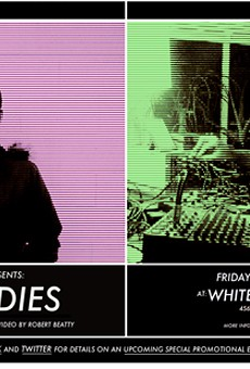 Caboladies perform at White Flag Projects on Friday, January 18