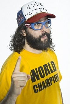 Judah Friedlander Talks About Life After 30 Rock and Being the World Champion: Interview Outtakes