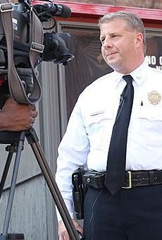 Police Chief Dotson