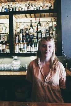 Kristin Dennis of The Fortune Teller Bar and Née